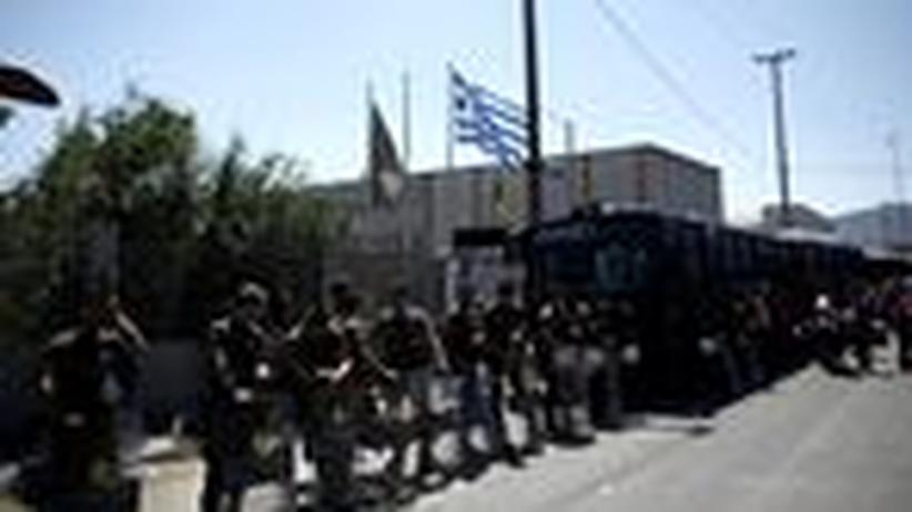 Euro-Krise: Griechenlands Zeit läuft ab