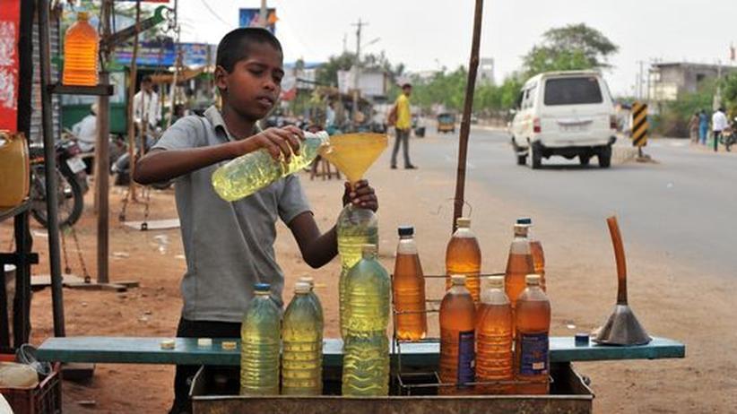 Indien: Grüner Strom statt Kochen mit Dung