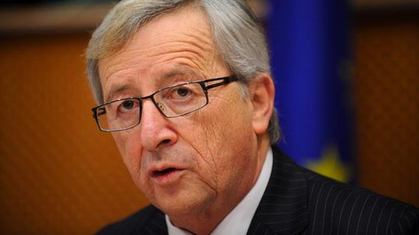 Schuldenkrise: Juncker warnt vor Zerfall der Euro-Zone