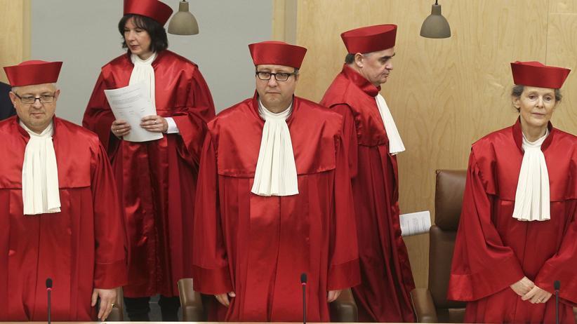 Rettungsschirm: Verfassungsgericht entscheidet im September über ESM