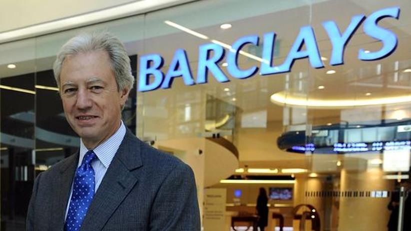 Britische Großbank: Barclays-Aufsichtsratschef Agius tritt zurück