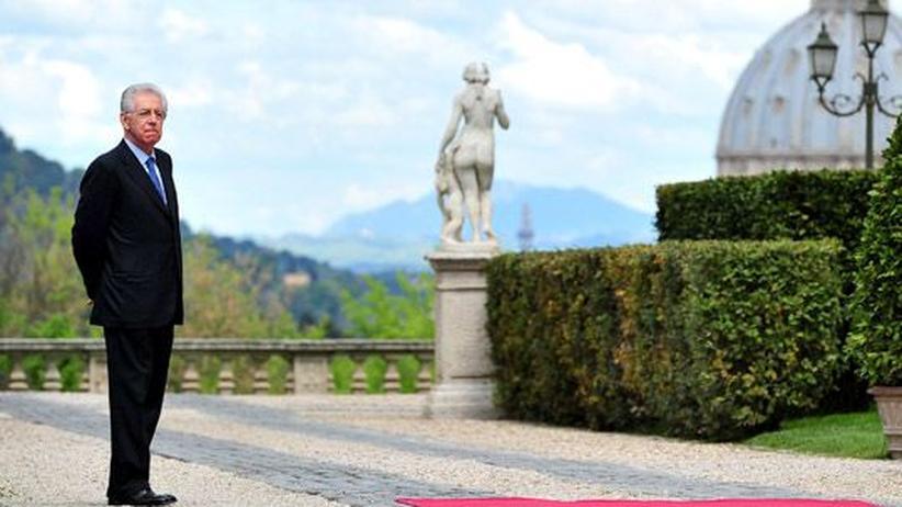 Italien: Mario Monti und der Kampf gegen den Zins