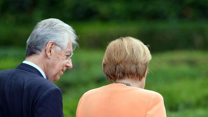 Euro-Krise: Krisendiplomatie für die Beruhigung der Märkte