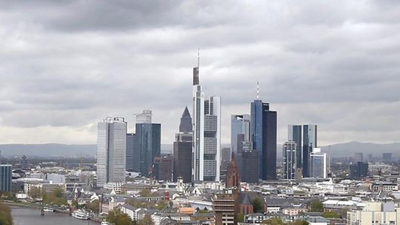 Rating-Agentur: Moody's senkt Ausblick für deutsche Banken