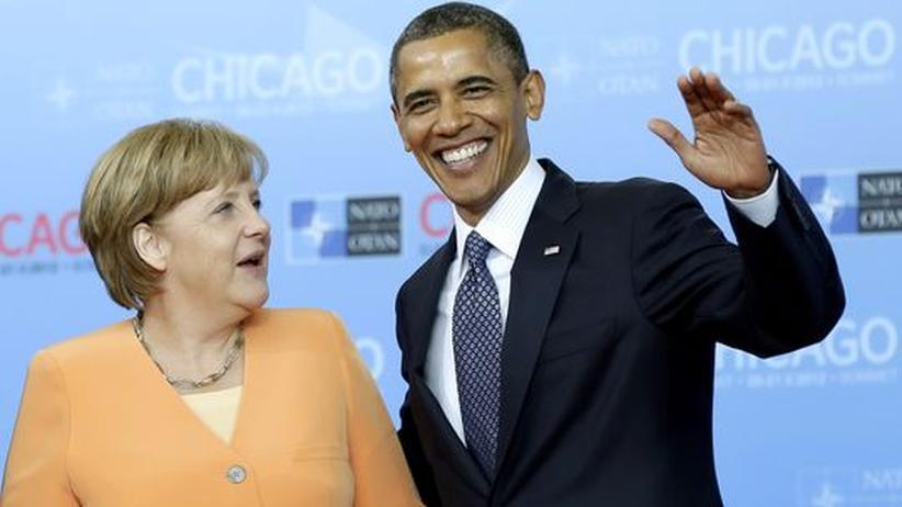 Krisenpolitik: Amerika wächst, Europa spart