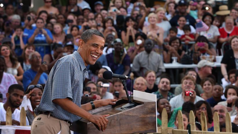 USA: Der Wahlkampf der Dreckschleudern