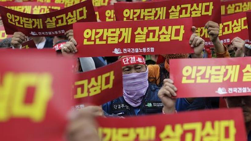 Südkorea: Den Chinesen weit voraus