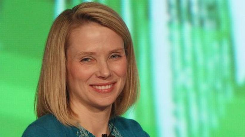 Marissa Mayer: Die unverhoffte Yahoo-Retterin