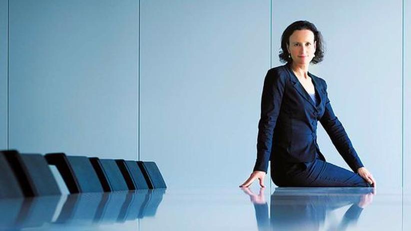 Anwältin Constanze Ulmer-Eilfort: Recht weit oben