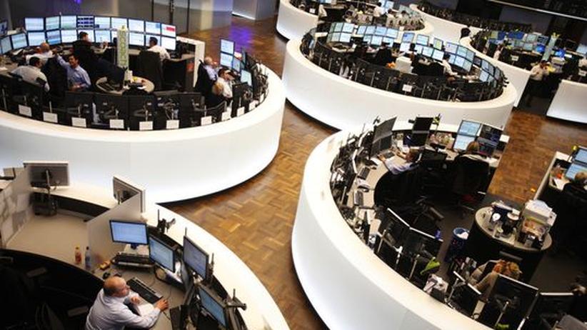 Kapitalmarkt: Euro-Krise treibt deutsche Anleger wieder in die Aktien