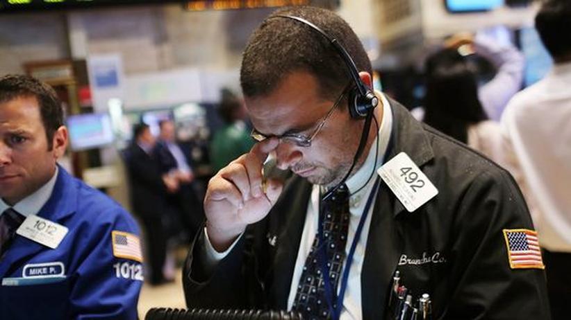 Euro-Krise: Spekulanten wetten gegen den Euro