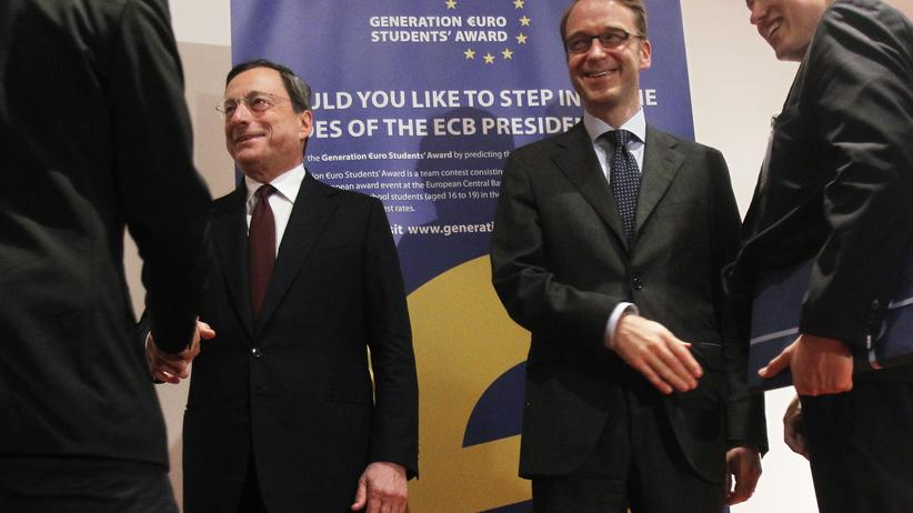 Euro-Krise: Geld drucken oder nicht?