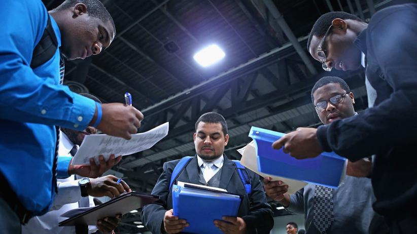US-Arbeitsmarkt: Kein Job für Bob