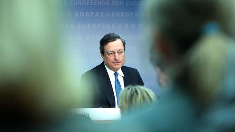 EZB: Draghi zückt die Waffen
