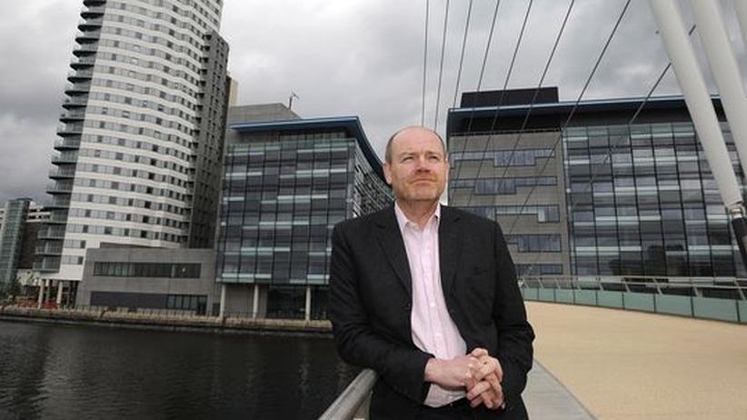 Medien: New York Times holt sich BBC-Chef Thompson