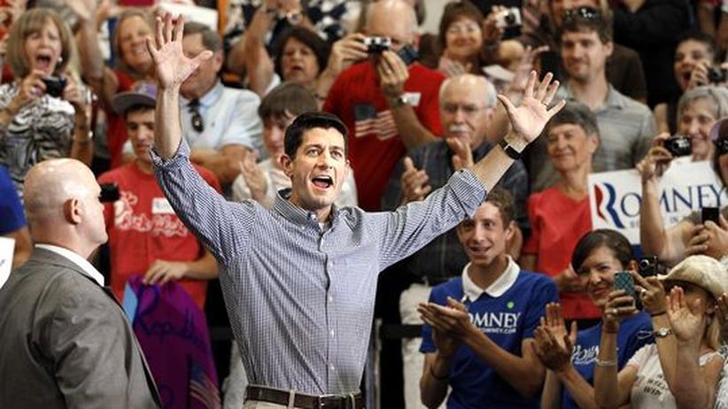 Romneys Nummer Zwei: Paul Ryan ist ein Extremist der Marktwirtschaft