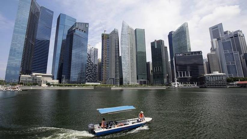 Steuerflucht: Schweizer Banken sollen deutsches Geld nach Singapur geschafft haben