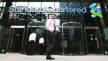 Zentrale der Londoner Bank Standard Chartered