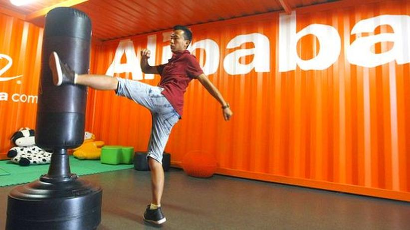 Onlinehandel: Alibaba greift an