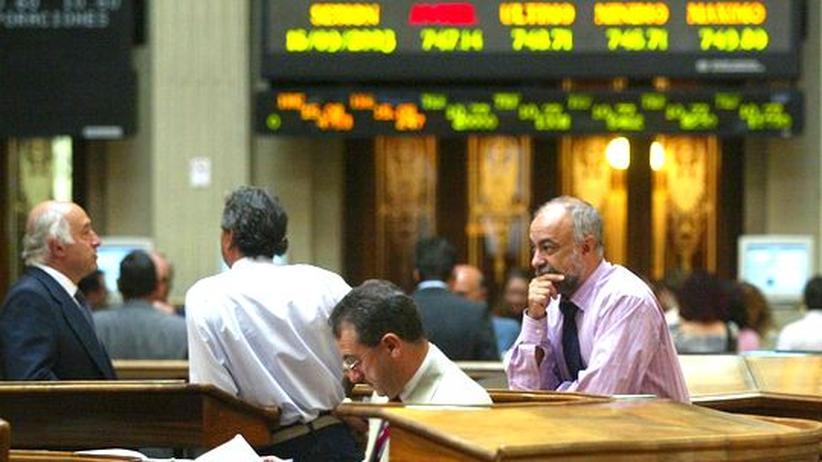 Finanzmärkte: Draghis Entscheidung lässt Börsenkurse steigen