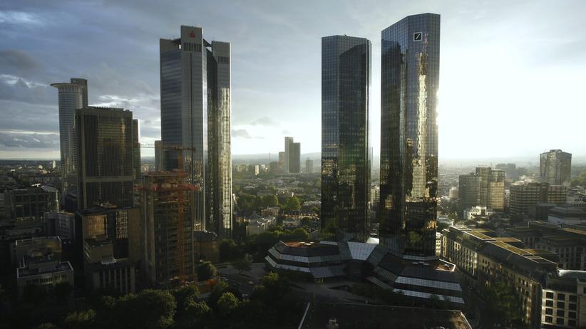 Bankenregulierung: Angriff auf die Deutsche Bank