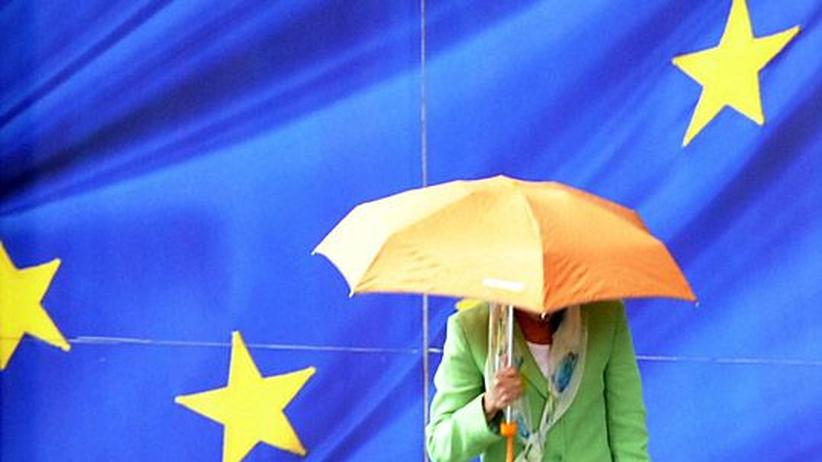 Euro-Krise: Rating-Agentur Moody's droht mit Herabstufung der EU
