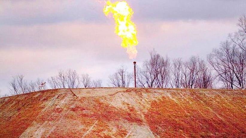 Gasvorkommen: Fracking soll nur unter Auflagen genutzt werden