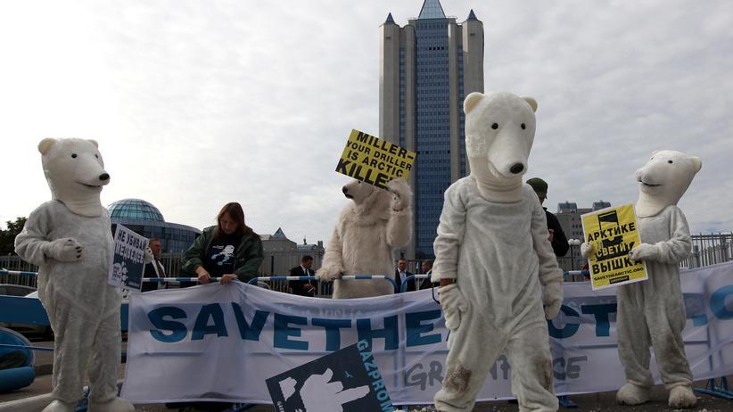 Russland: Gazprom wird zum Dinosaurier