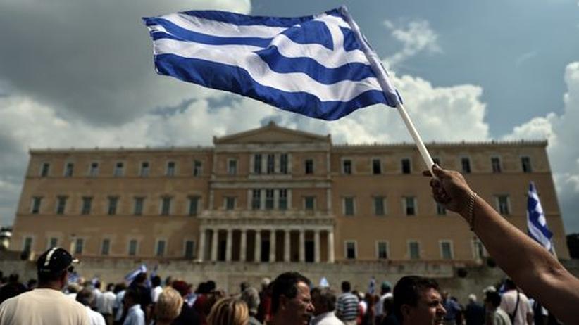 Schuldenkrise: Griechenland fehlen noch mehr Milliarden