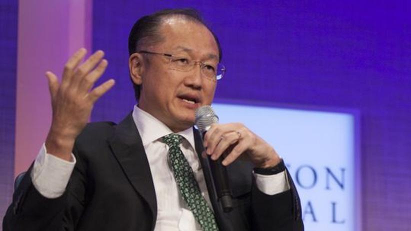 """Interview mit Weltbank-Chef: """"Ich setze auf Beweise"""""""