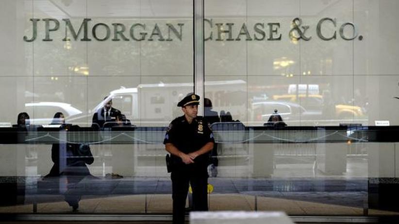 Finanzgeschäfte: US-Ermittler verdächtigen Großbanken der Geldwäsche