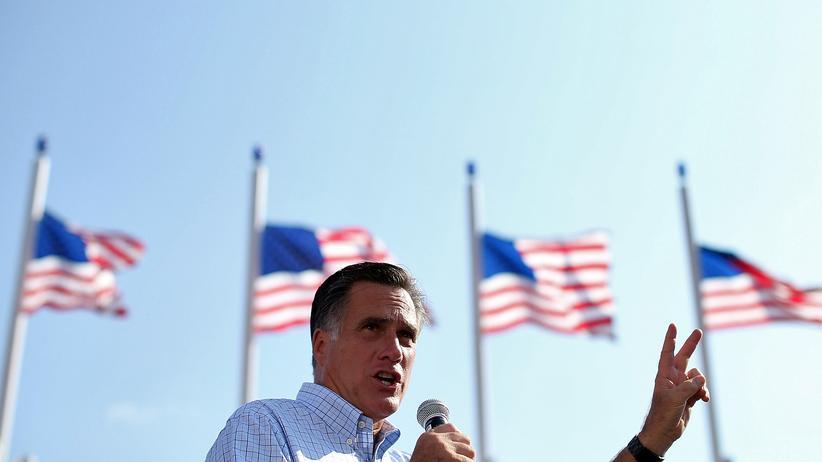 US-Wahlen: Mitt Romney, ein Mann für das Kapital