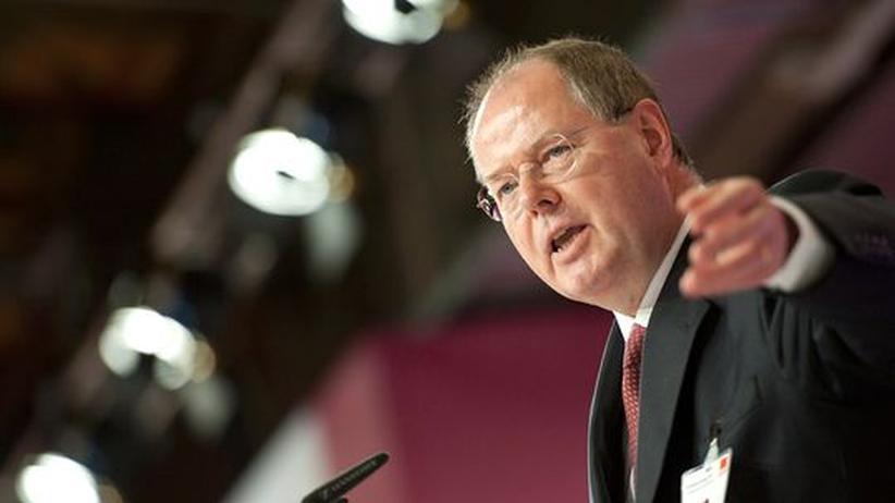 Finanzmarktregulierung: Obamas Ideen für Steinbrücks Wahlkampf