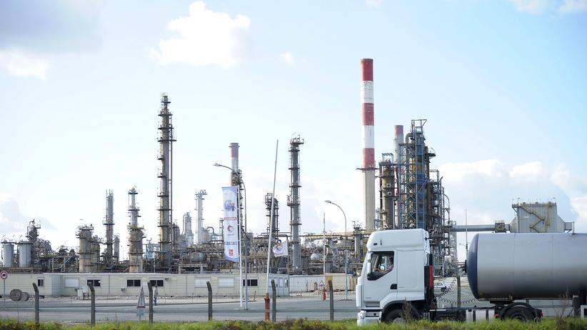"""Ölförderung: """"Der Stoff der Stoffe wird knapper"""""""