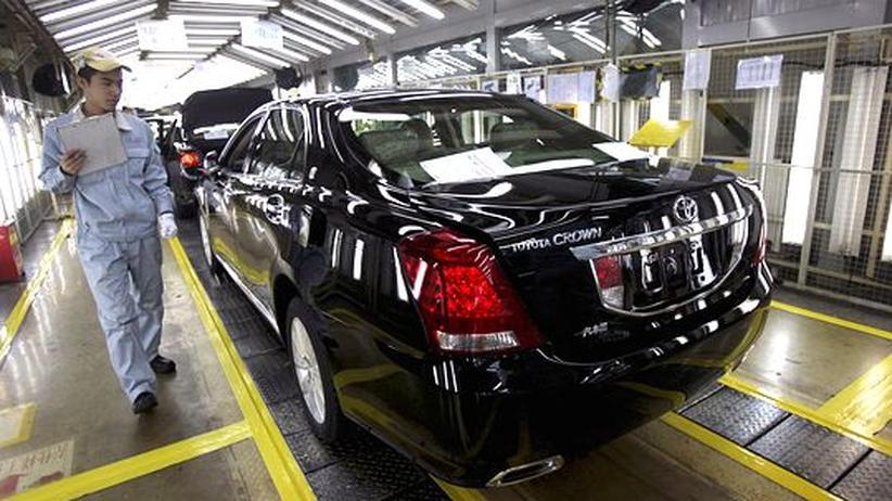 Inselstreit: Japanische Autobauer fahren Produktion zurück
