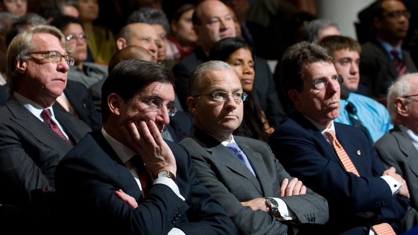 USA: Die undankbaren Banker der Wall Street