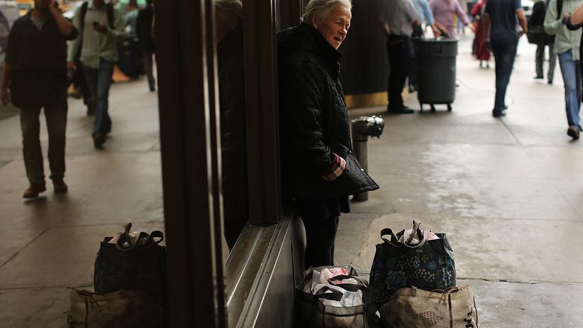 USA: Der große Unterschied zwischen Arm und Reich