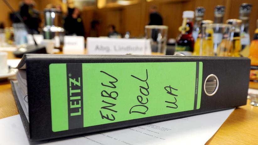Baden-Württemberg: Der EnBW-Deal, ein ganz normales Geschäft