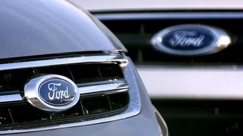 Absatzkrise: Ford erleidet Milliardenverlust in Europa