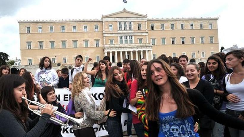 Staatsverschuldung: Schonfrist für Griechenland soll verlängert werden