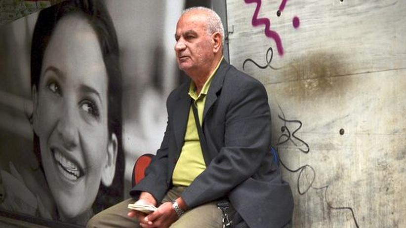 Euro-Krise: Straßenszene in Athen