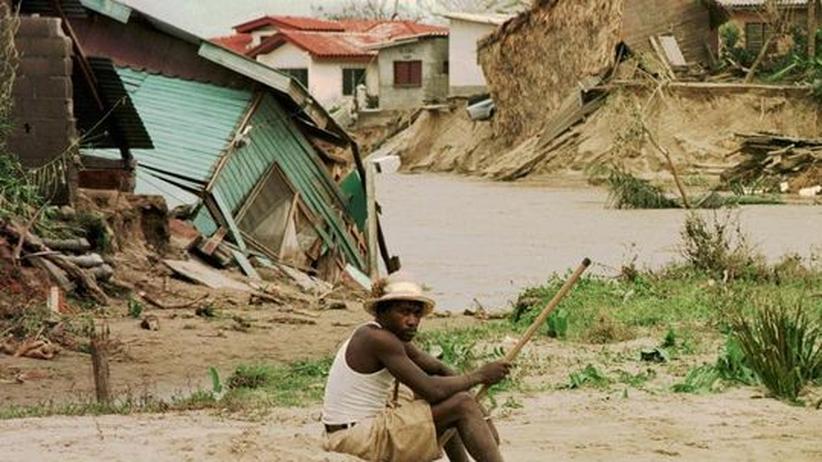 Erderwärmung: Weniger Wachstum kostet Menschenleben