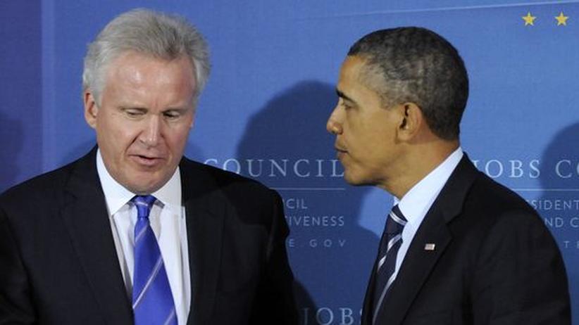 US-Wirtschaft: Der Boss und der Präsident