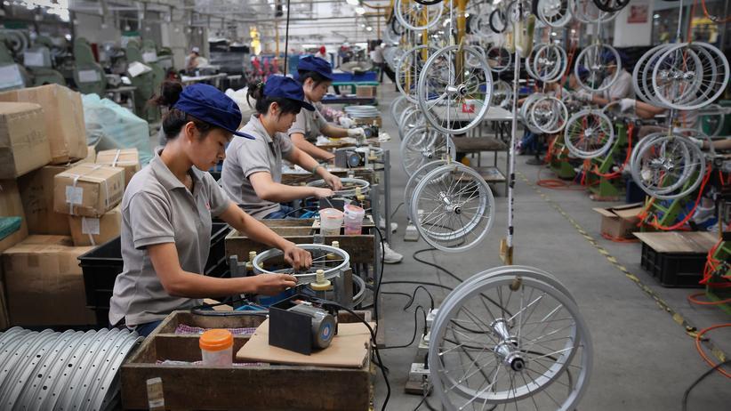 Wirtschaftspolitik: Damit Chinas Wachstumswunder weitergeht