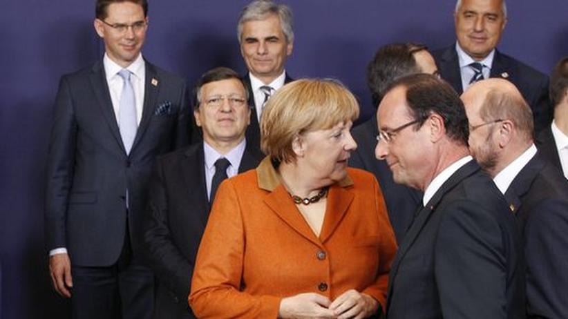 EU-Gipfel: Deutschland blockiert schnelle EU-Bankenaufsicht