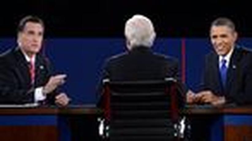 US-Wahlkampf: Obama, Romney und die Jobkrise