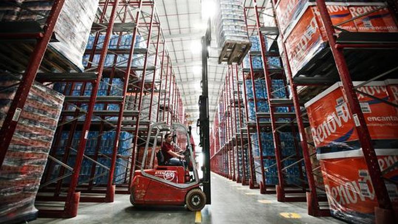 Wirtschaftskrise: Letzter Ausweg Export