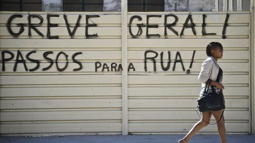 Krisenland Portugal: Ein Musterschüler fällt zurück