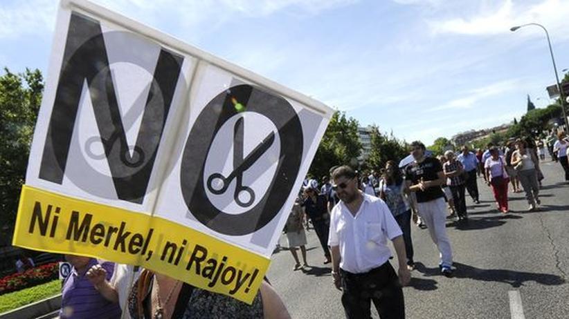 Euro-Krise: Spanien, oh jé!