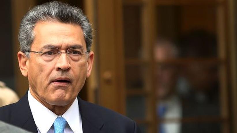 Insiderhandel: Ex-Goldman-Aufseher Gupta muss zwei Jahre ins Gefängnis